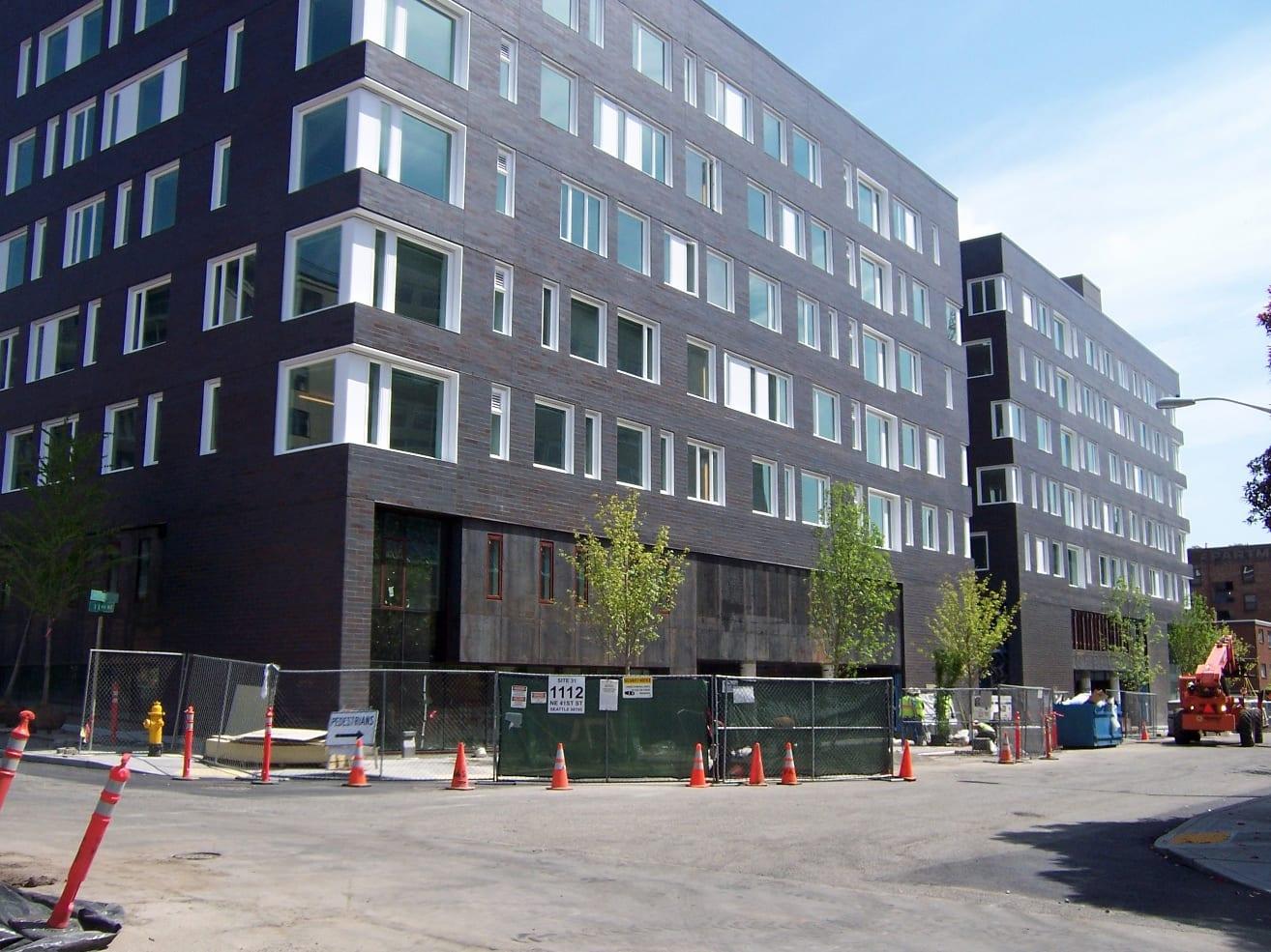 University Of Washington Site 31 Student Housing