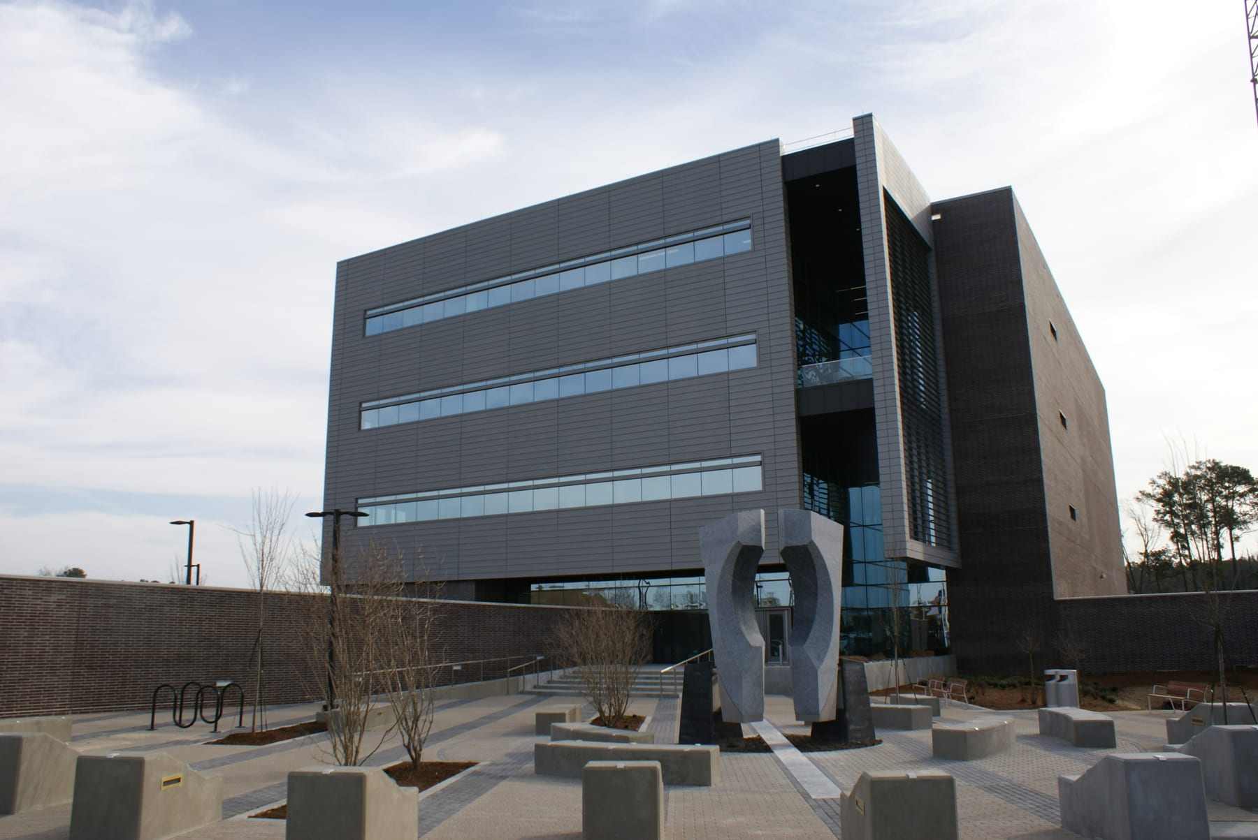 Critical Public Safety Facility Knight Wall Systems