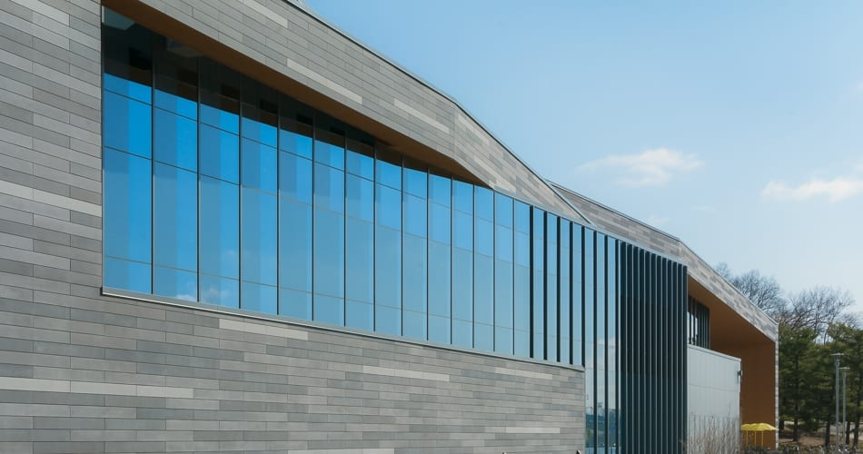Taktl Concrete Cladding With Knight Wall Systems Knight